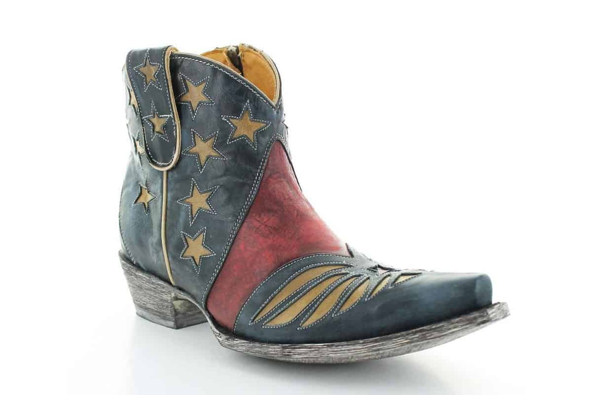 old gringo united short boot cowgirl magazine