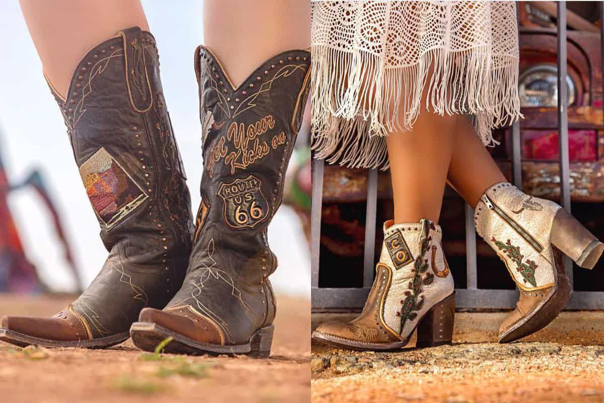 Route 66 kicks old gringo get your kicks cowgirl magazine