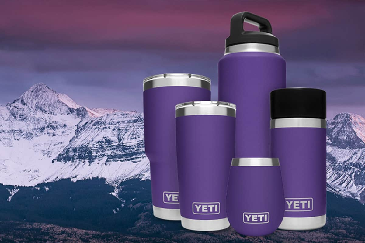 yeti purple peak collection cowgirl magazine