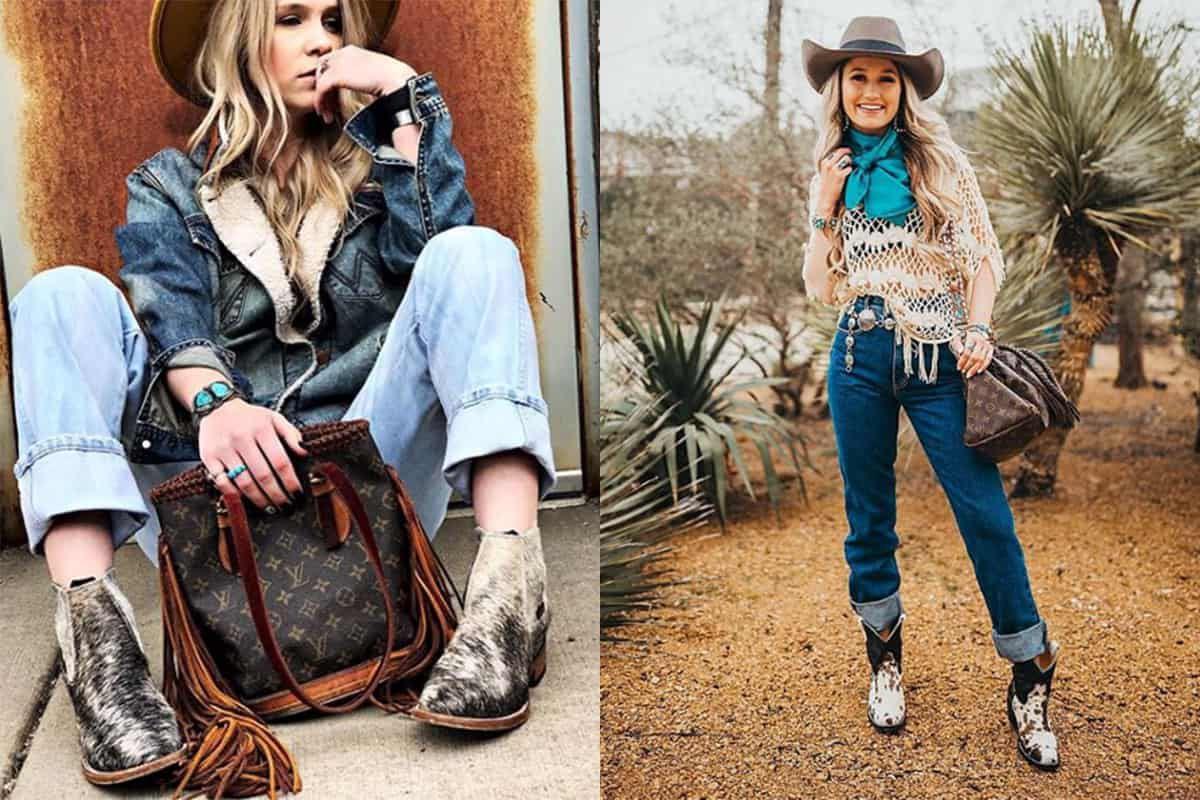 stiefeld boots western fashion footwear cowgirl magazine