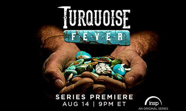 Turquoise Fever, airs on INSP Wednesday nights at 9PM ET.