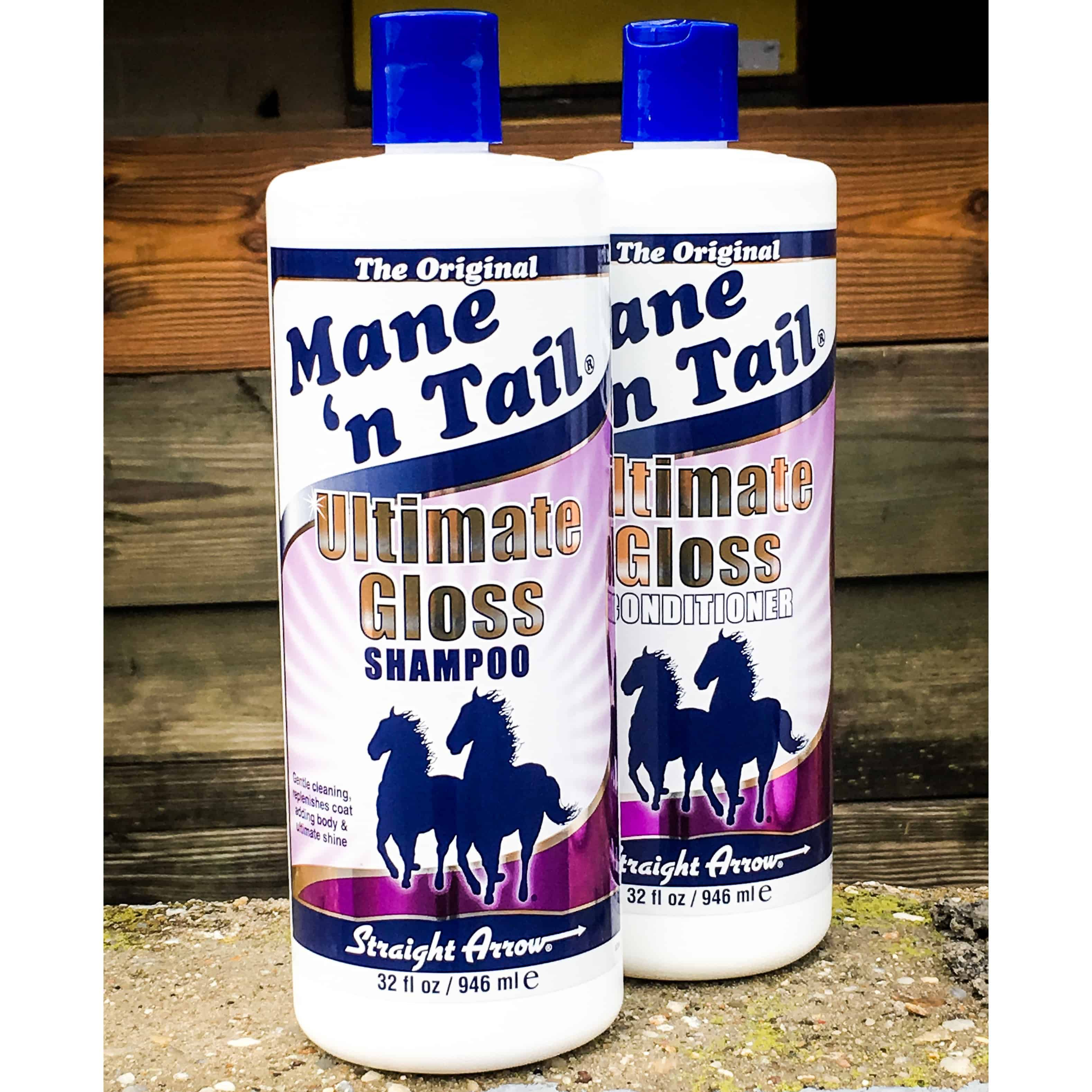 Mane 'n Tail Ultimate Gloss Shampoo and Conditioner
