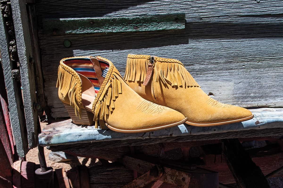 dingo booties cowgirl magazine
