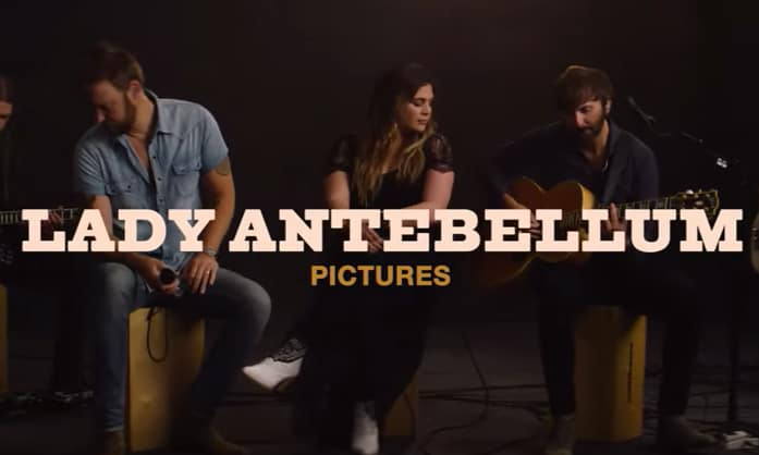 "Lady Antebellum - ""Pictures"" Live Performance"
