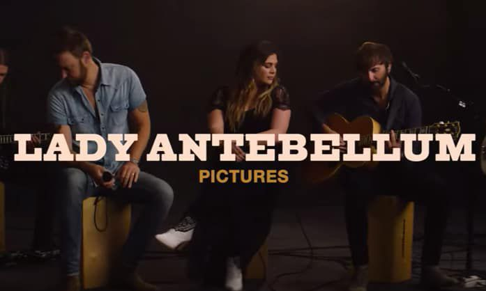 """Lady Antebellum - """"Pictures"""" Live Performance"""