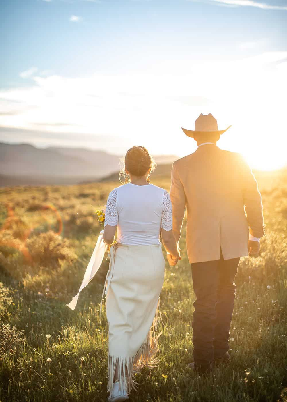 montana elopement natalie mcfarland chet and candace cowgirl magazine