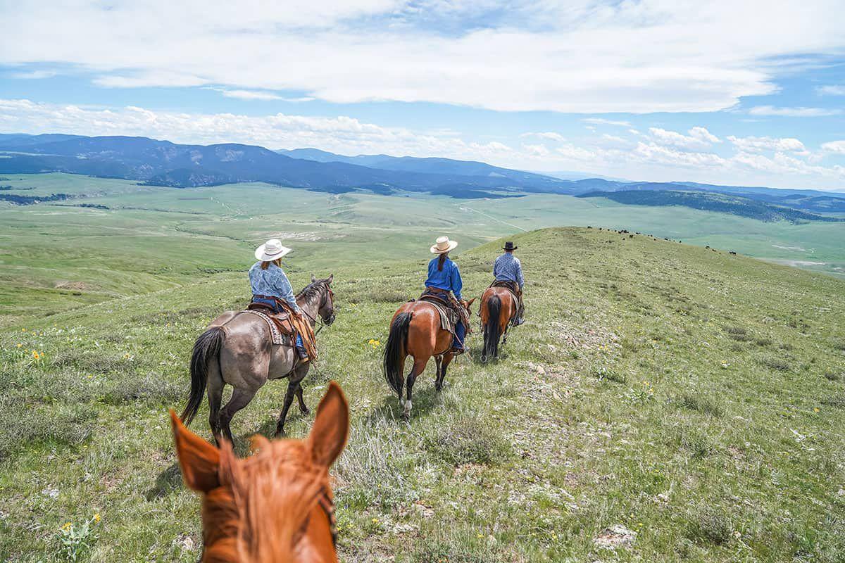 montana elopement natalie mcfarland cowgirl magazine