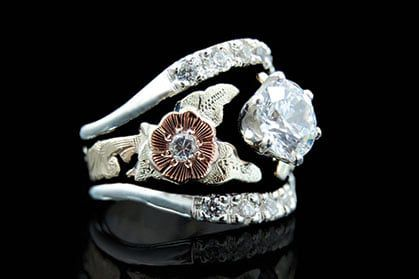 hyo silver engagement rings cowgirl magazine