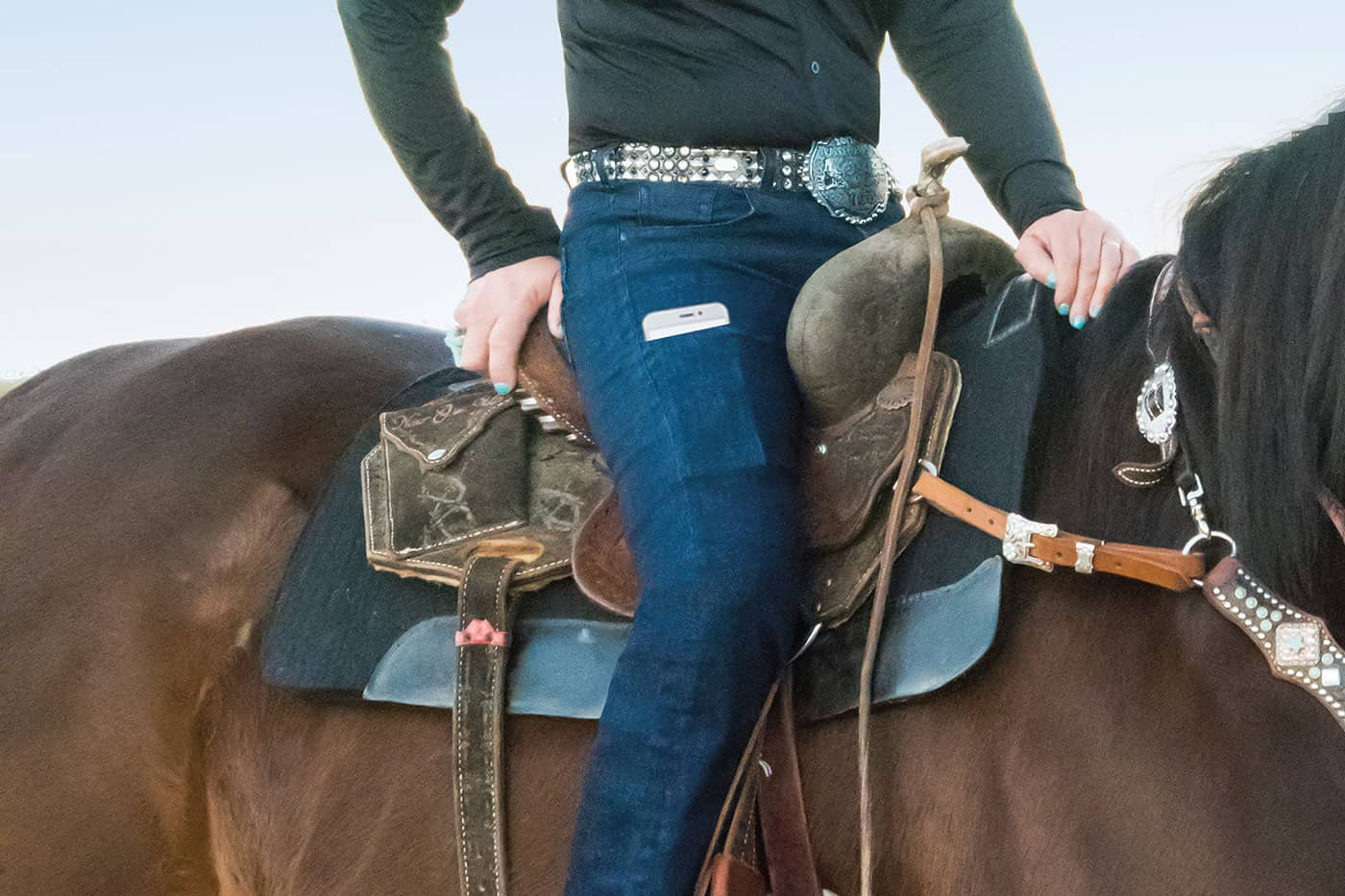 cowgirl tuff just sport jean cowgirl magazine