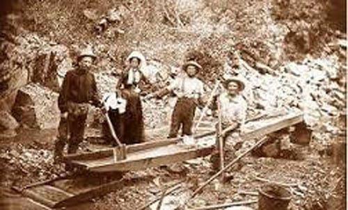 Era Gertrude Chinn Wild Women of the West
