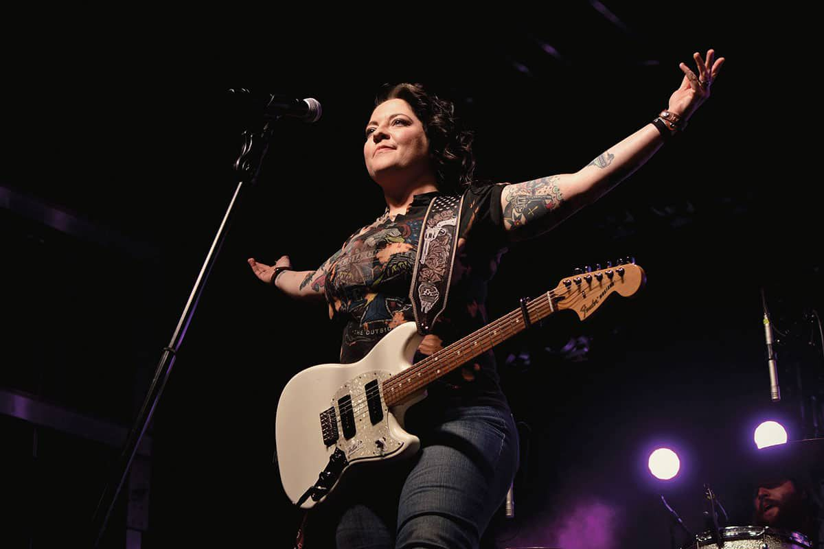 ashley mcbryde women country music cowgirl magazine
