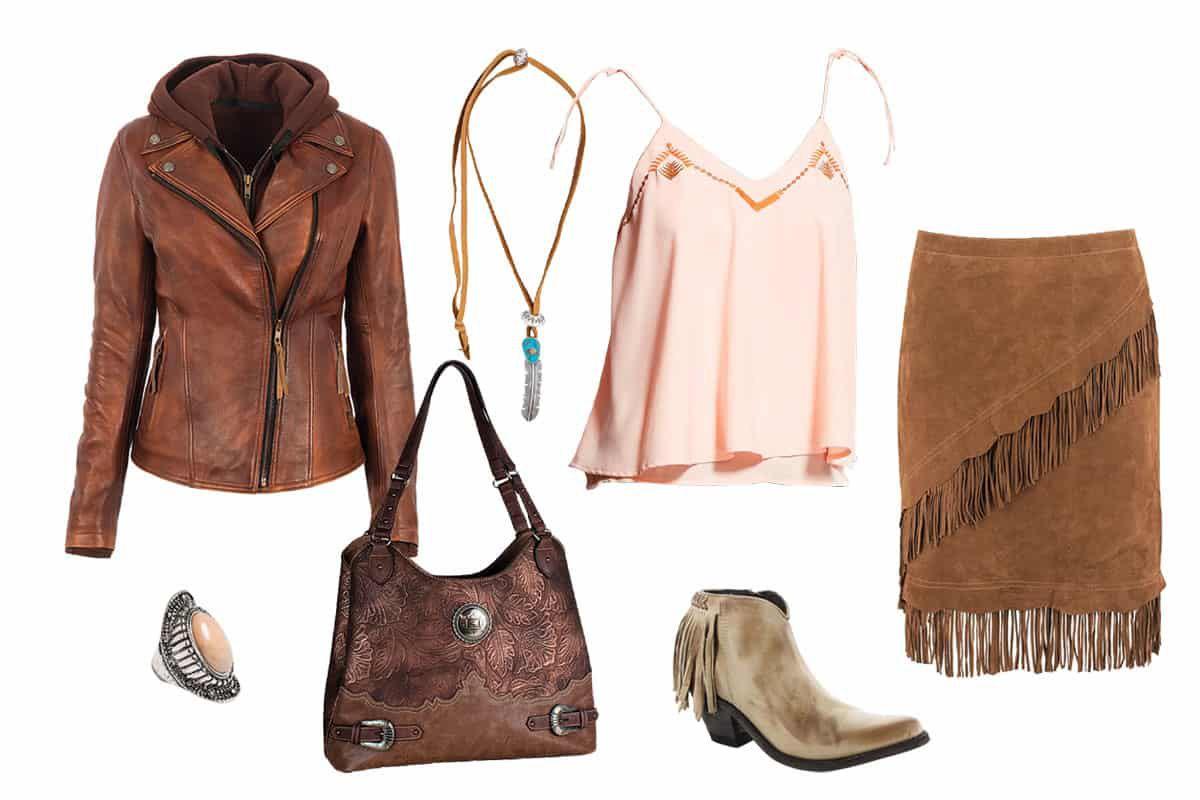 neutral fashion natural woman cowgirl magazine