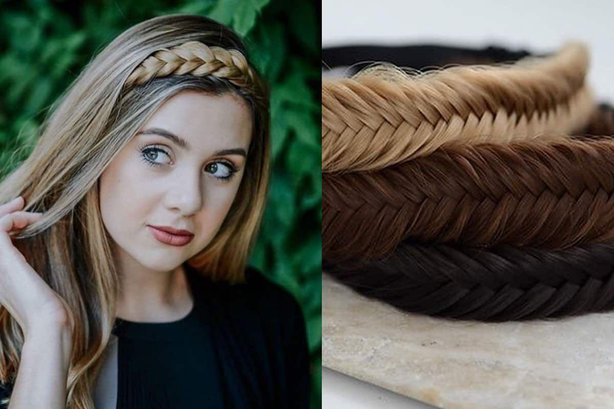 Madison Braids hair cowgirl magazine