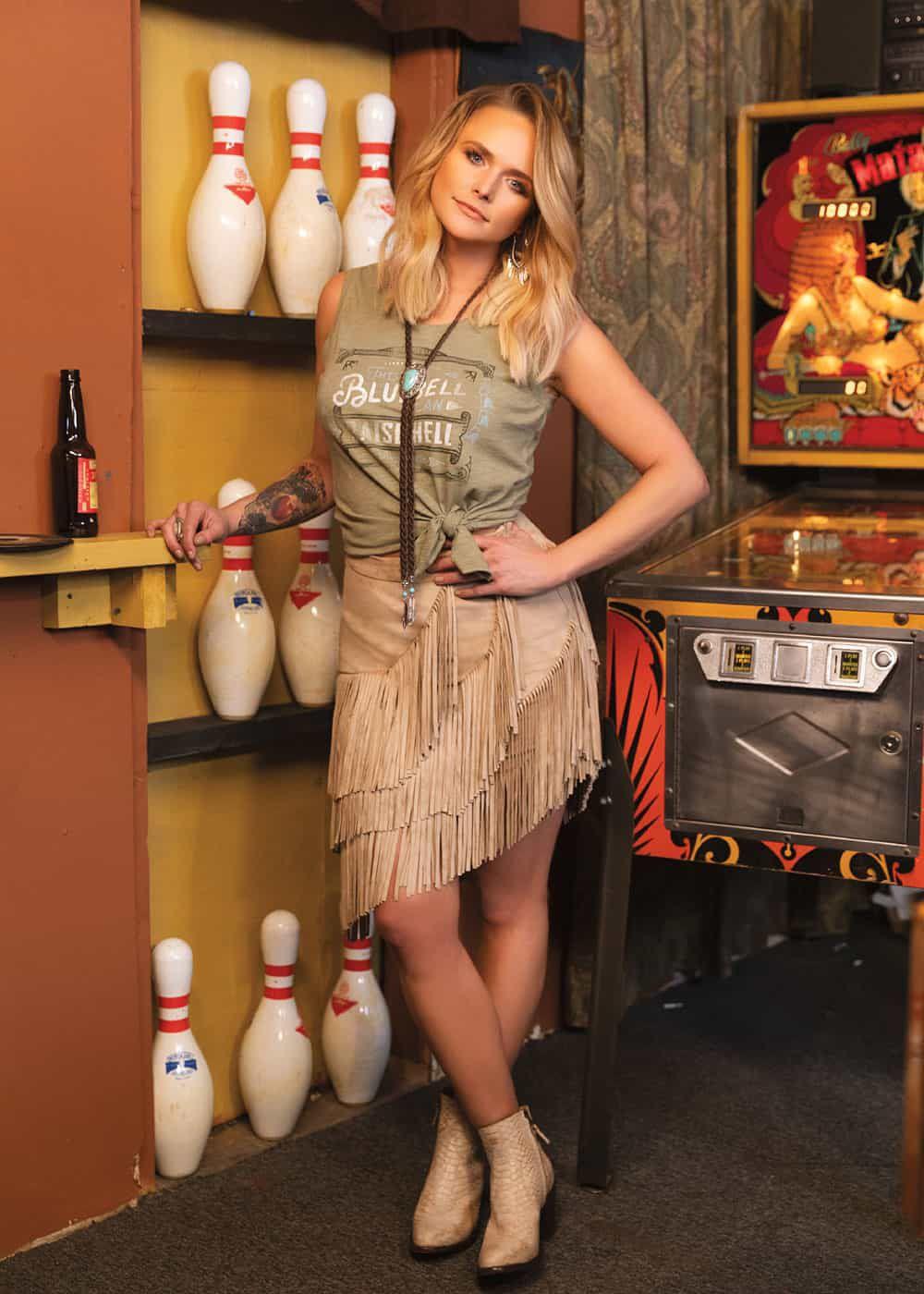 miranda lambert idyllwind interview cowgirl magazine