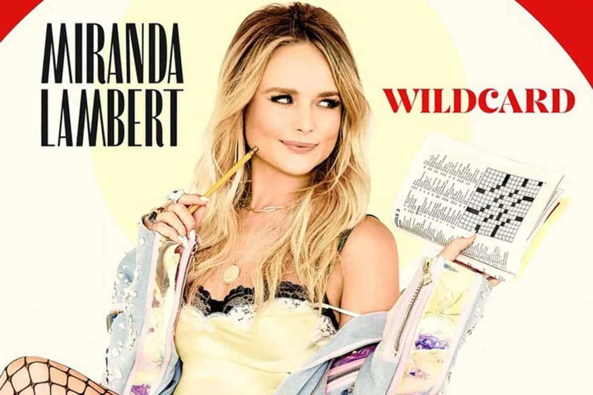 miranda lambert wildcard instagram cover art album art cowgirl magazine