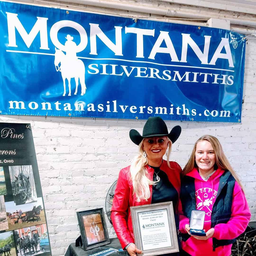 kellie white rettinger montana silversmiths cowgirl magazine