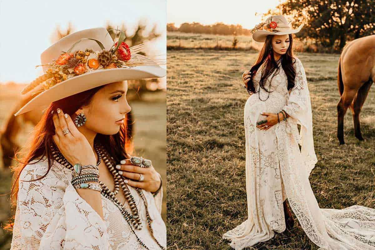 pregnant suzie crooch velvet crumby cowgirl magazine