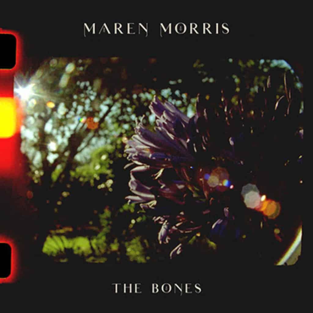 maren morris the bones cover album art cowgirl magazine