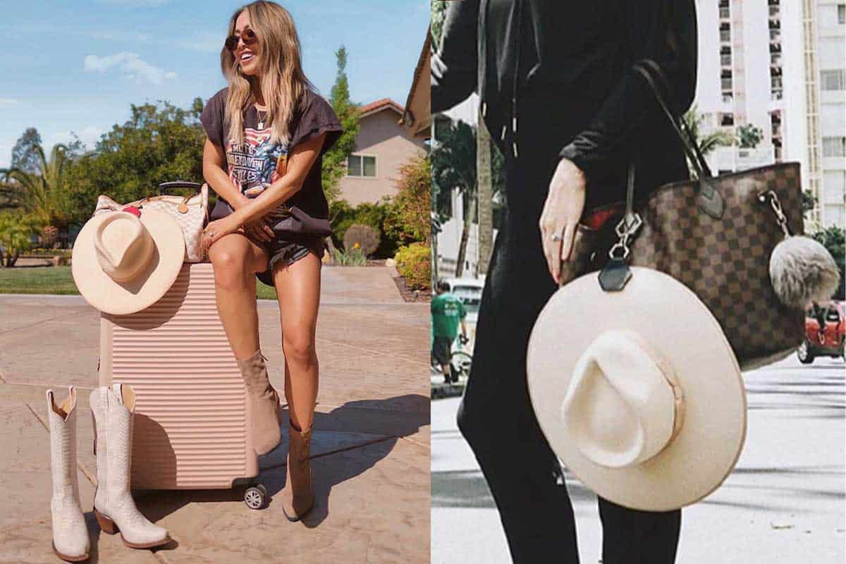 toptote top tote official cowgirl magazine hat hats travel traveling with hats