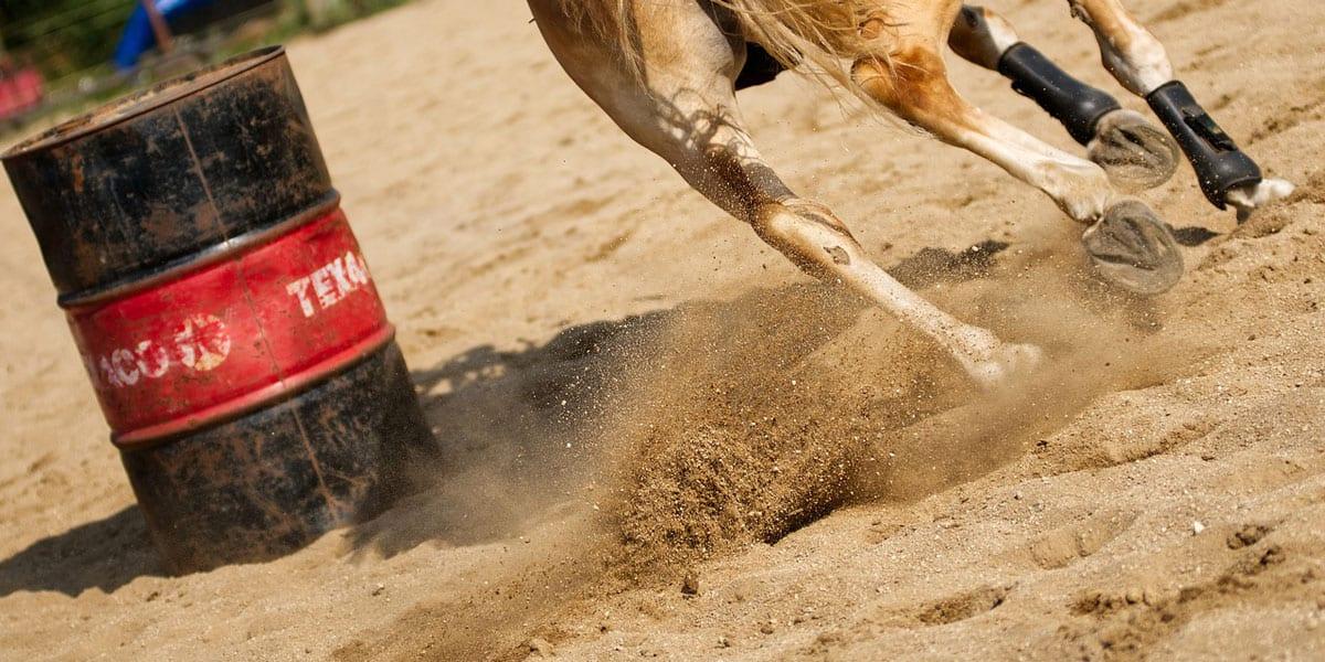 Barrel Racing Tips heather smith cowgirl magazine