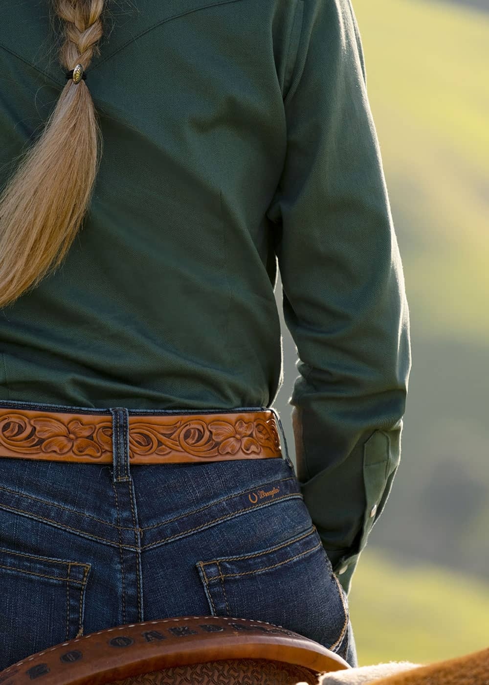 wrangler womens ultimate riding jean fall line cowgirl magazine