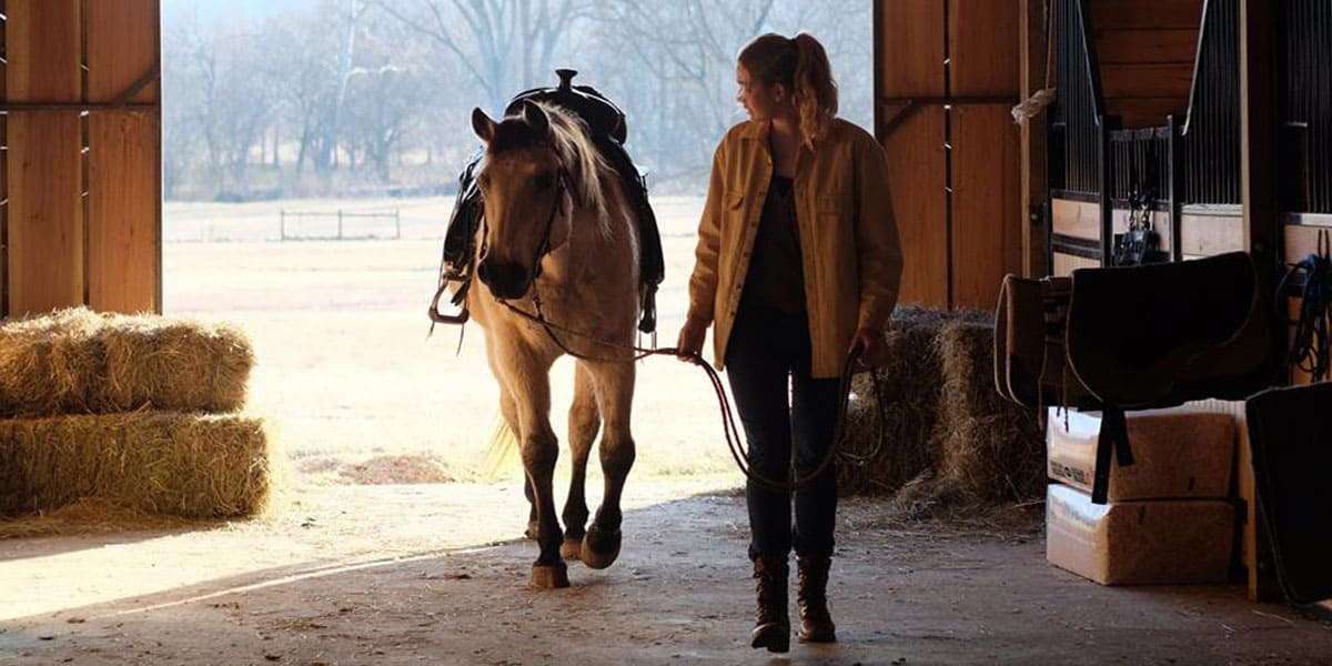 netflix horse movie cowgirl magazine