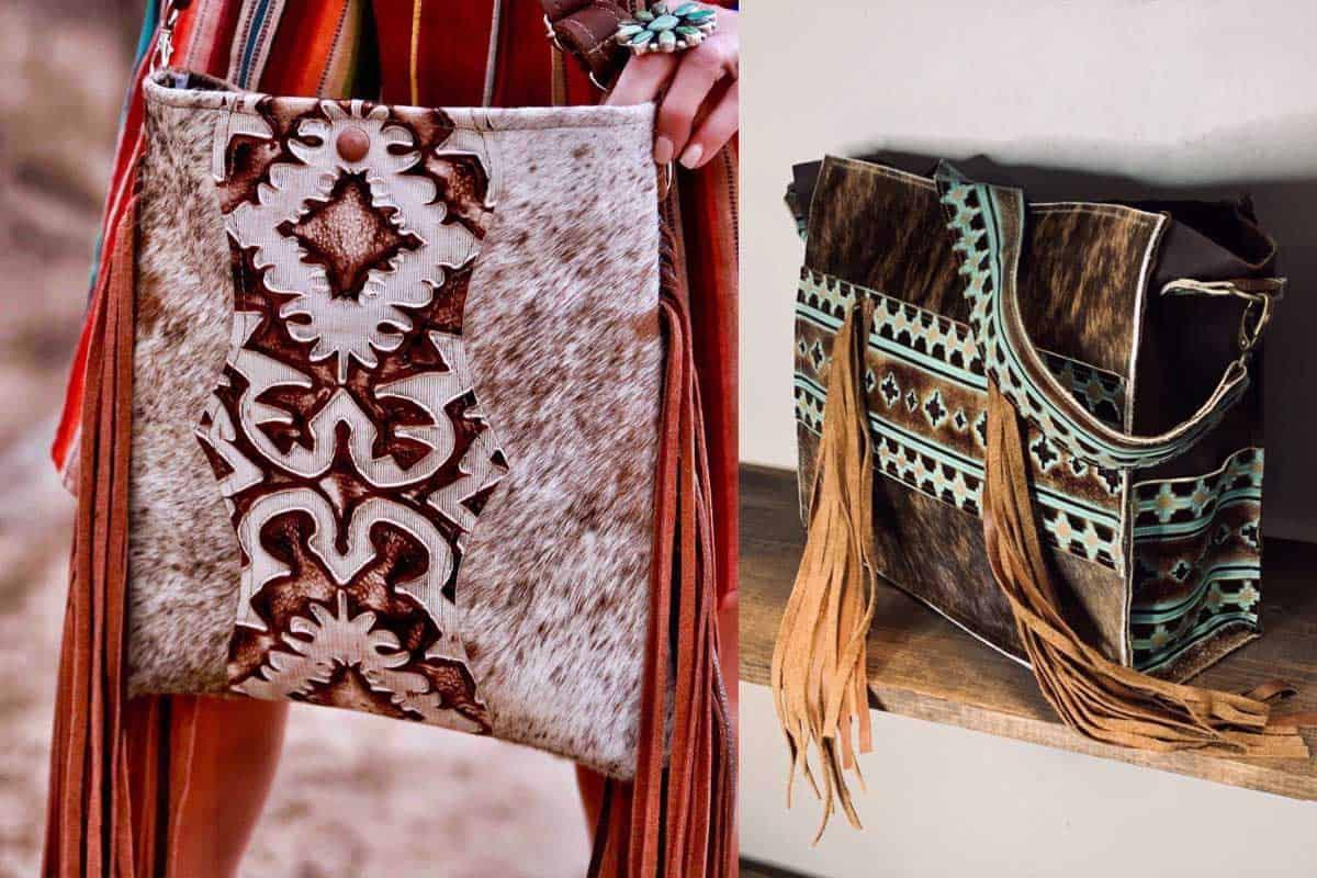 dancing cactus designs purse purses cowgirl magazine