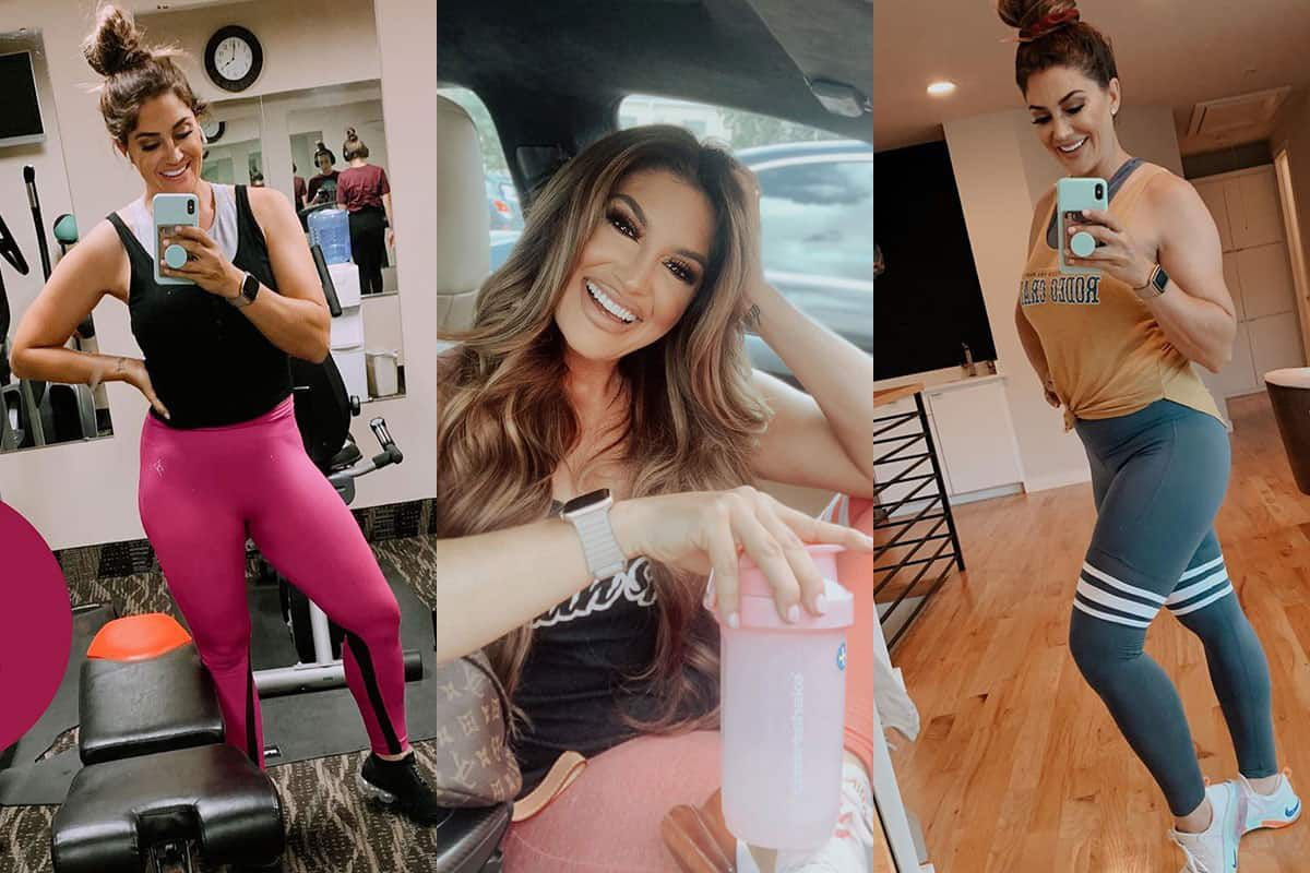 fallon taylor at home workouts cowgirl magazine