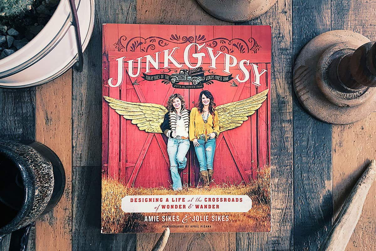 junk gypsy book cover cowgirl magazine