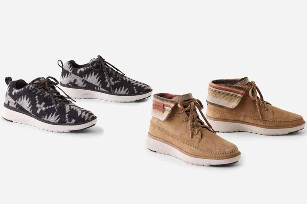 Pendleton sneakers Pendleton shoes