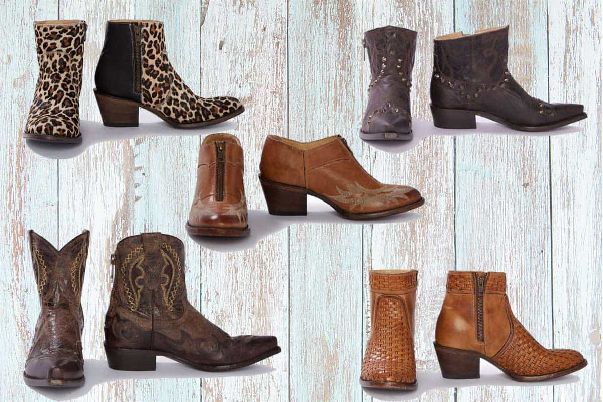 stetson booties boots cowgirl magazine