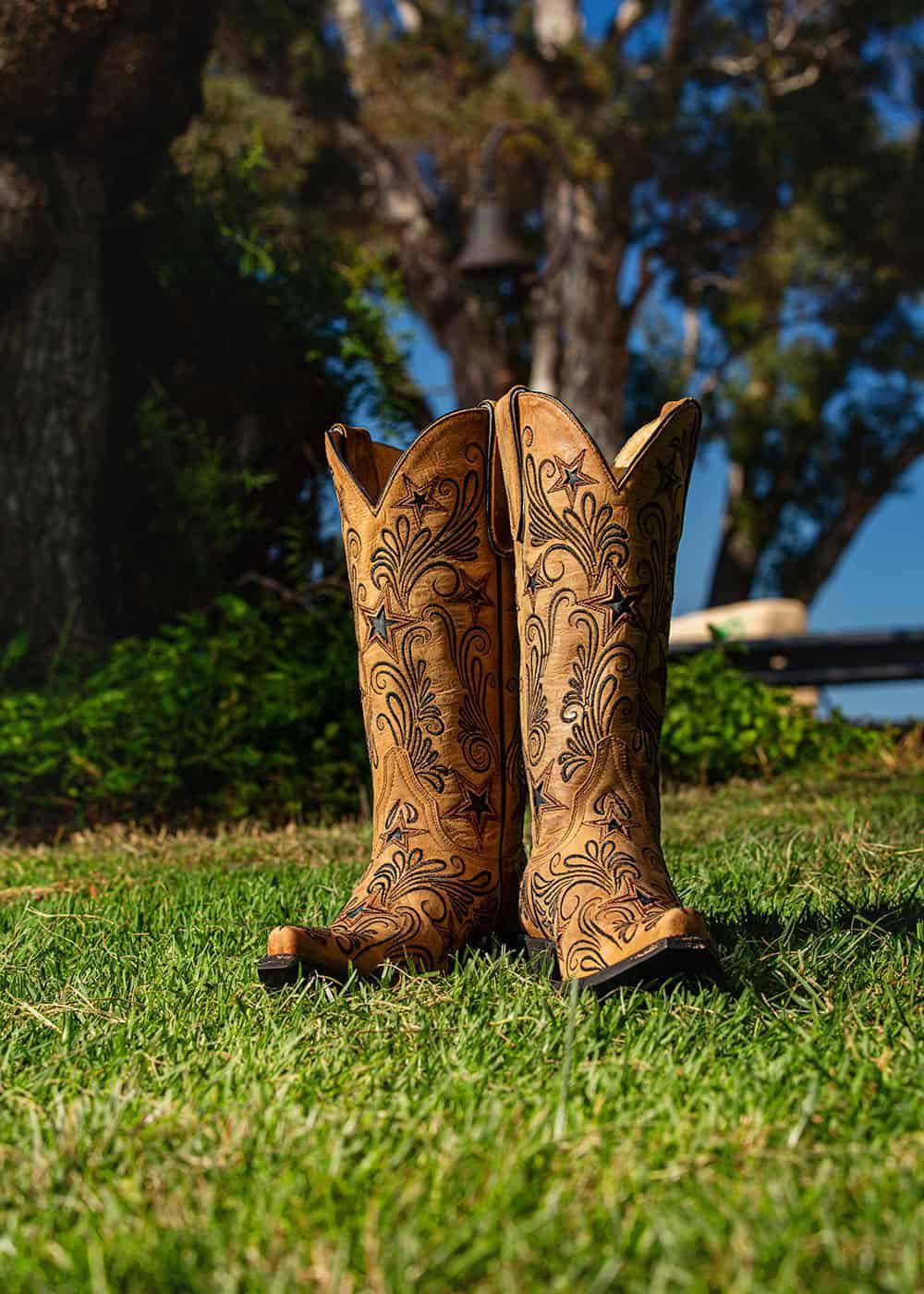 blaze old gringo yippee ki yay boot cowgirl magazine