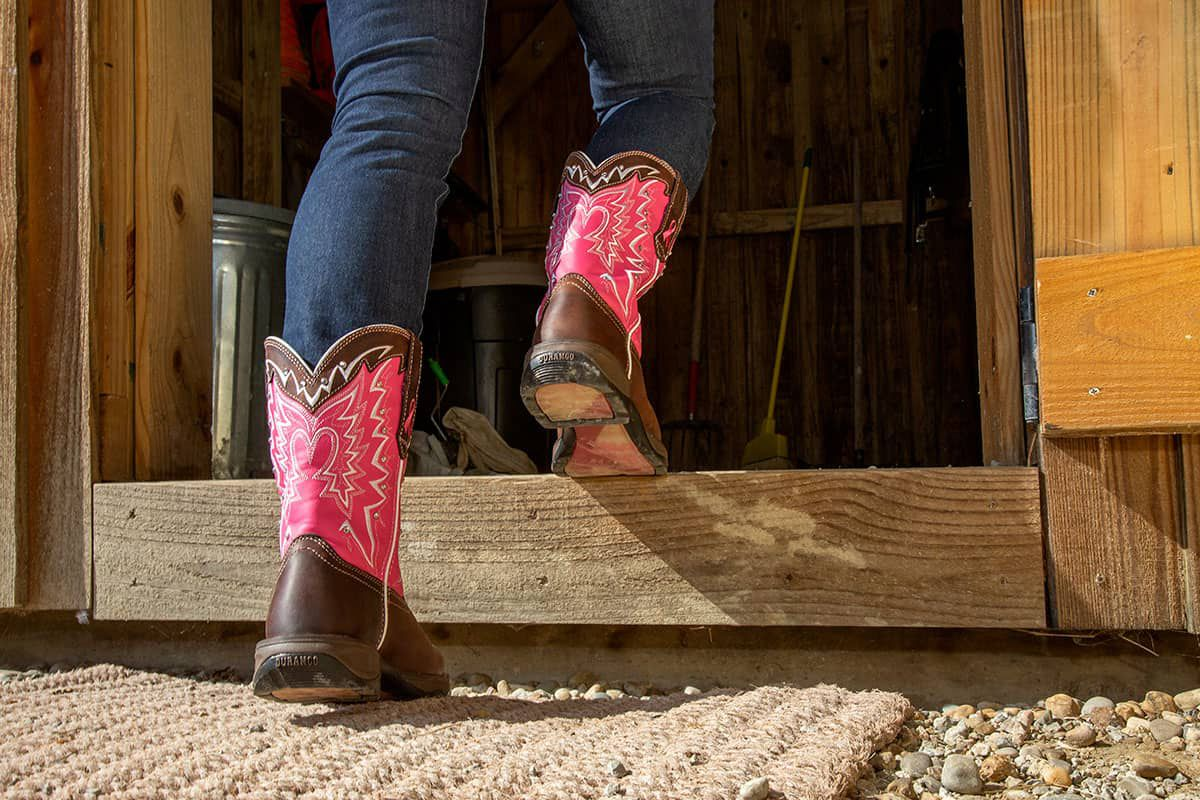 durango lady rebel boots cowgirl magazine