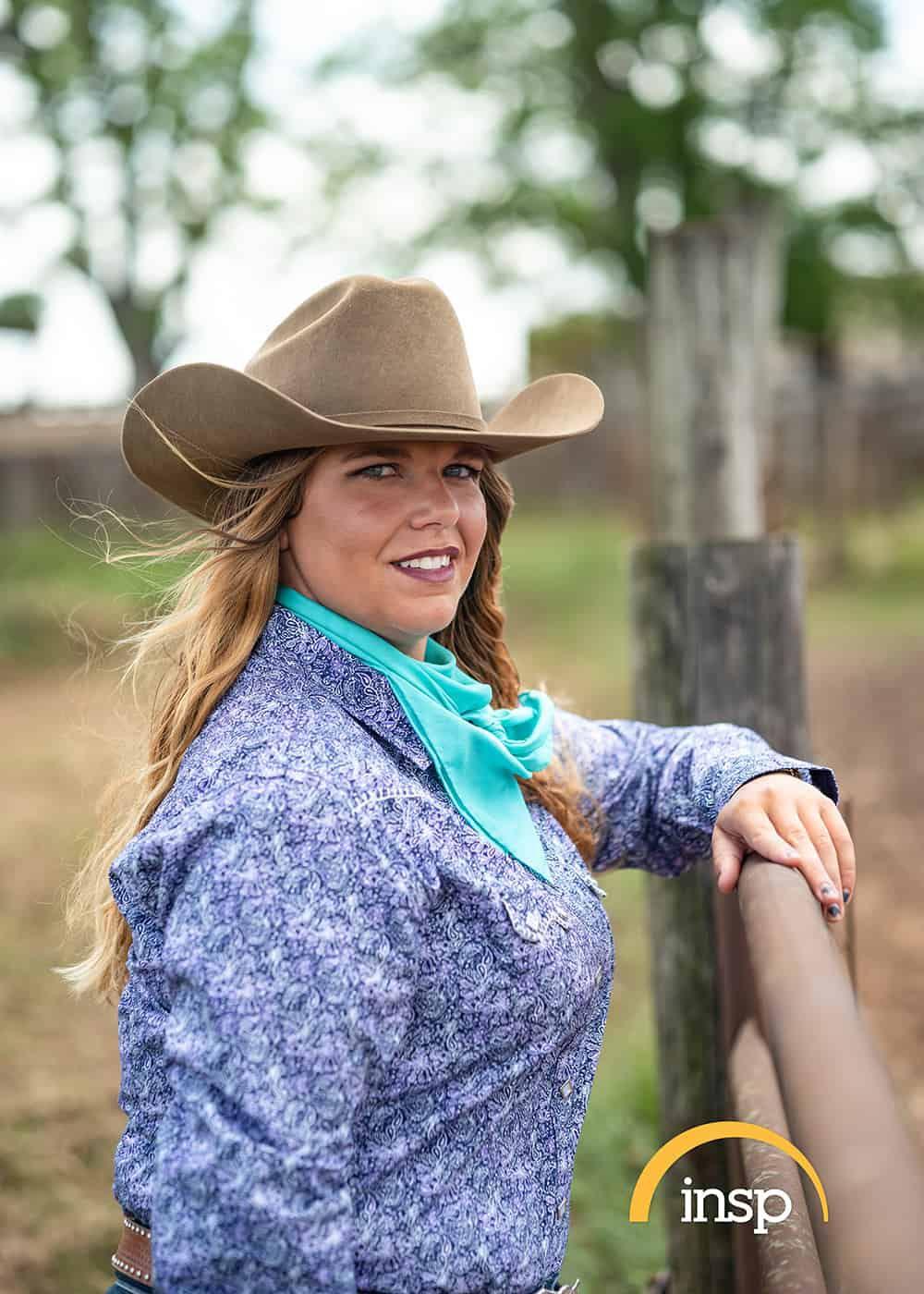 tara powers cowgirl magazine