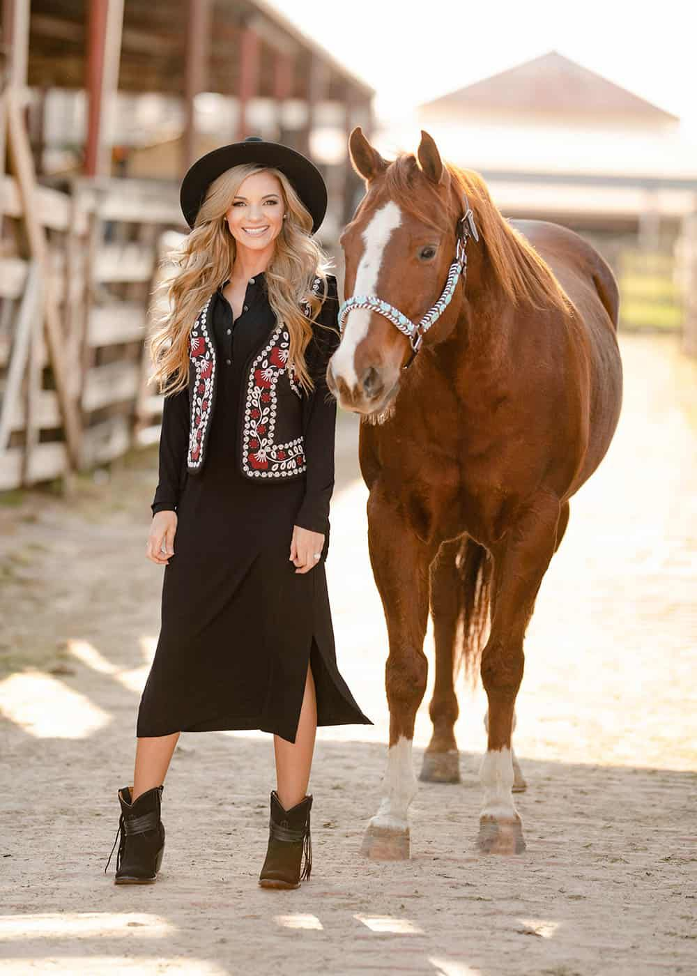 tif cooper fashion posse kirstie marie photography cowgirl magazine
