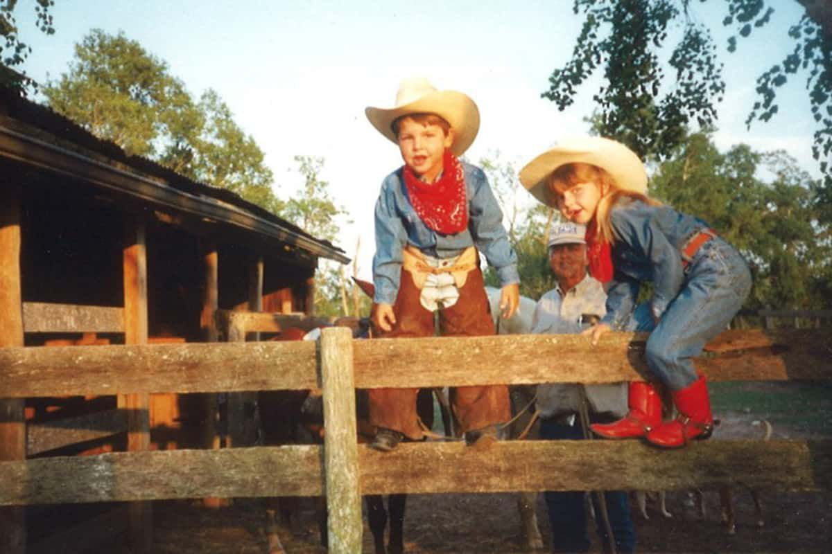 j storme jannise and family cowgirl magazine