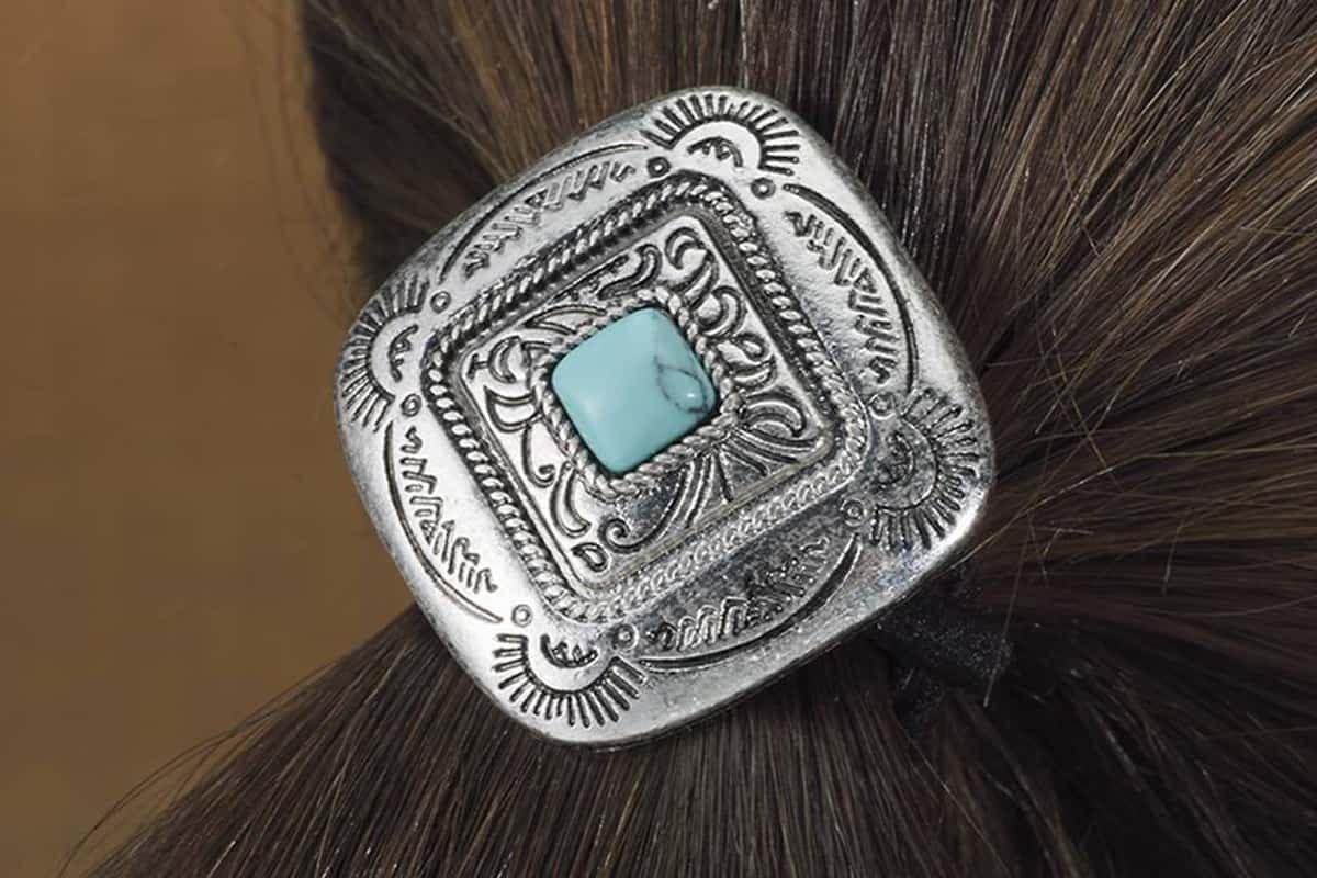 ponytail holder cowgirl magazine