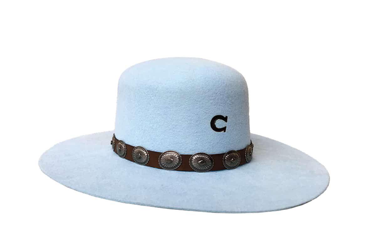 charlie 1 horse pastel hat cowgirl magazine
