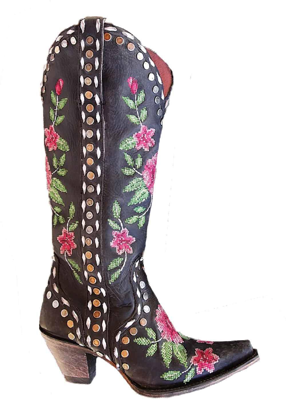 junk gypsy boots cowgirl magazine