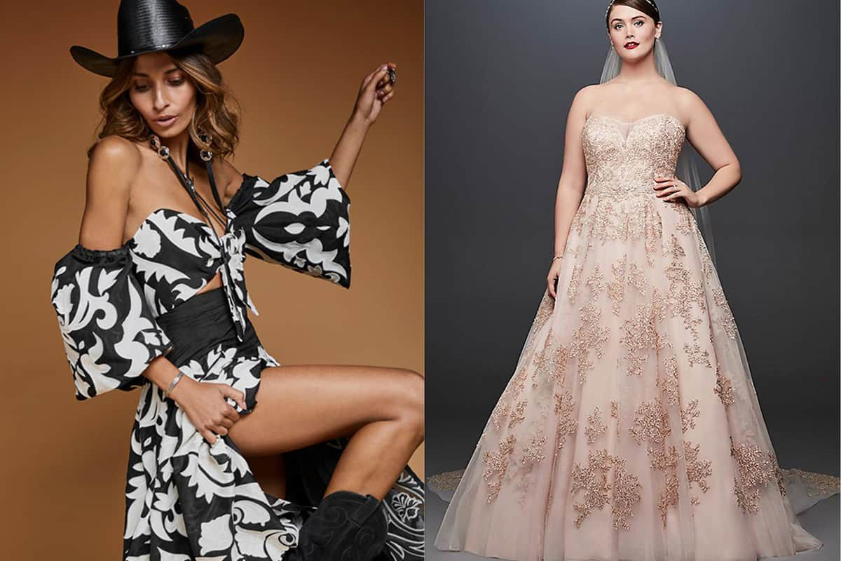 colorful wedding dresses cowgirl magazine