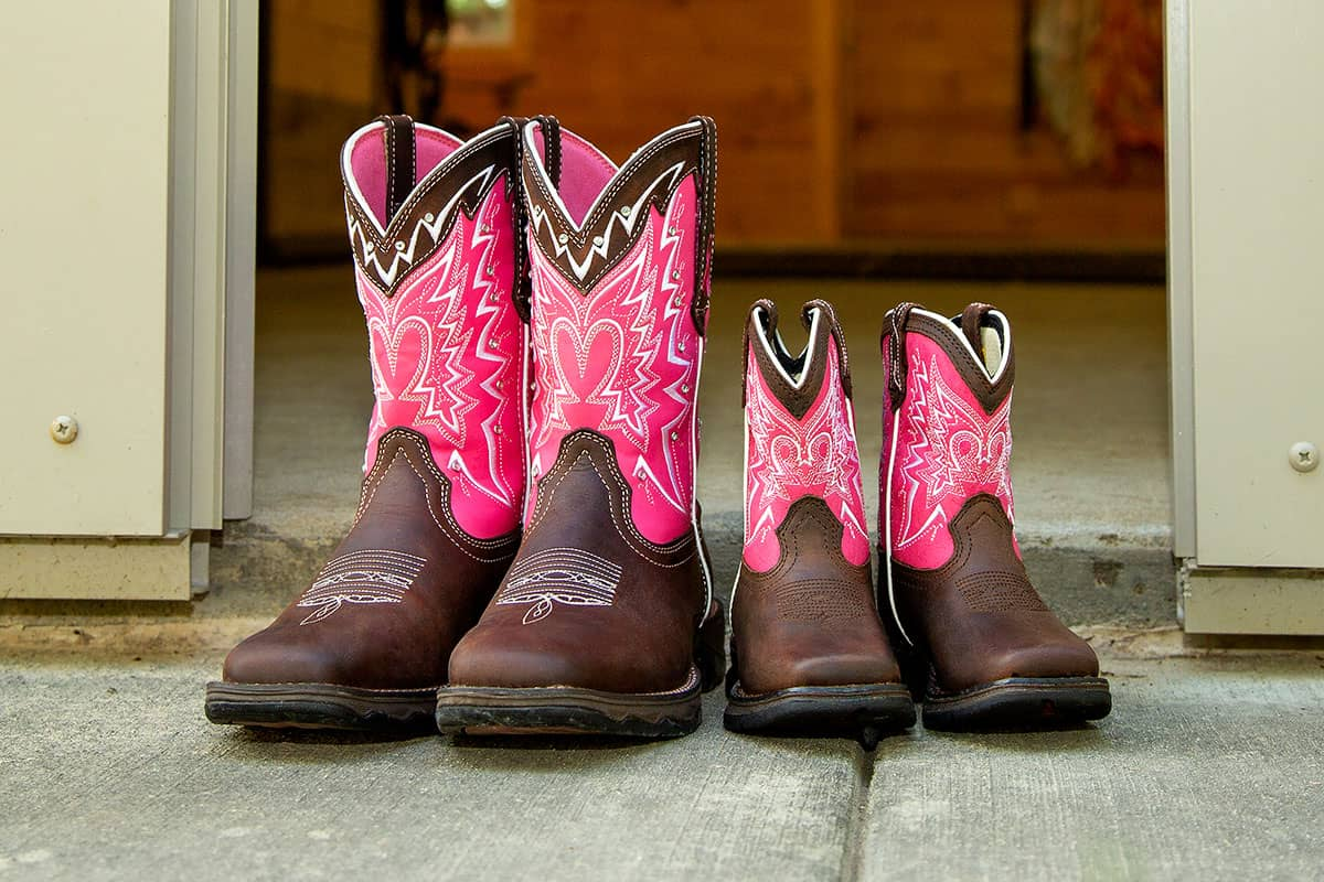 durango lady rebel breast cancer boots cowgirl magazine