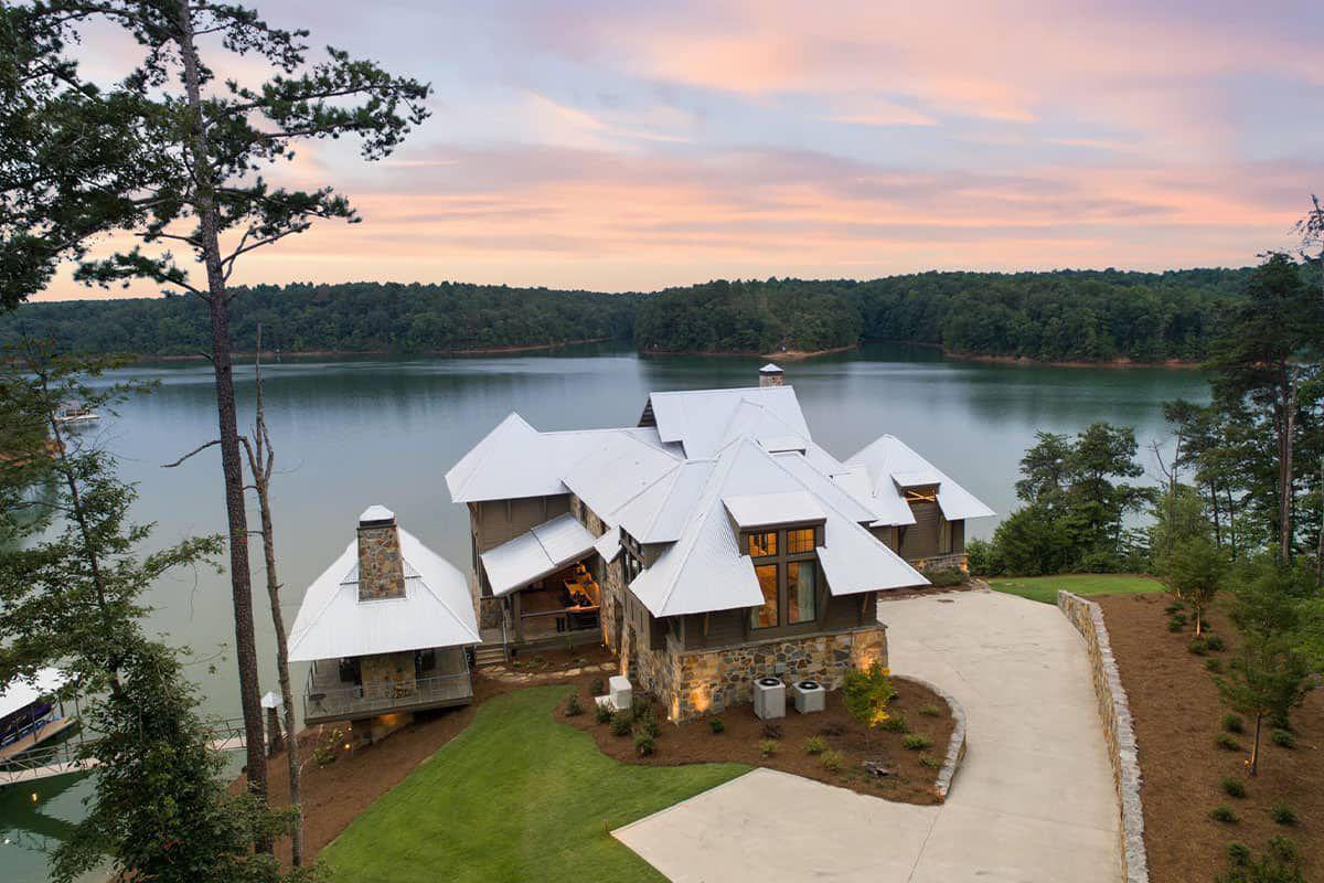 lake house lakehouse cowgirl magazine