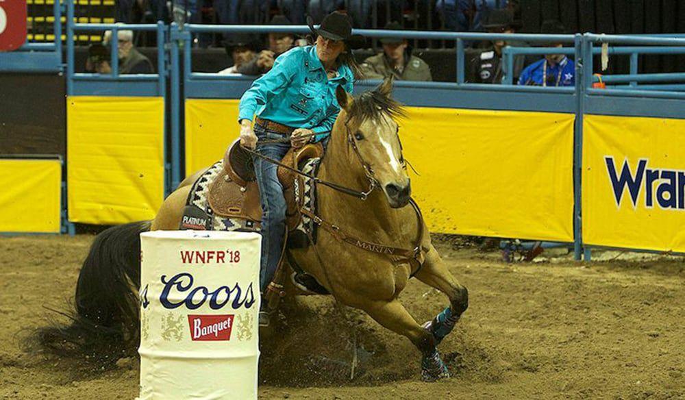 lisa lockhart cowgirl magazine