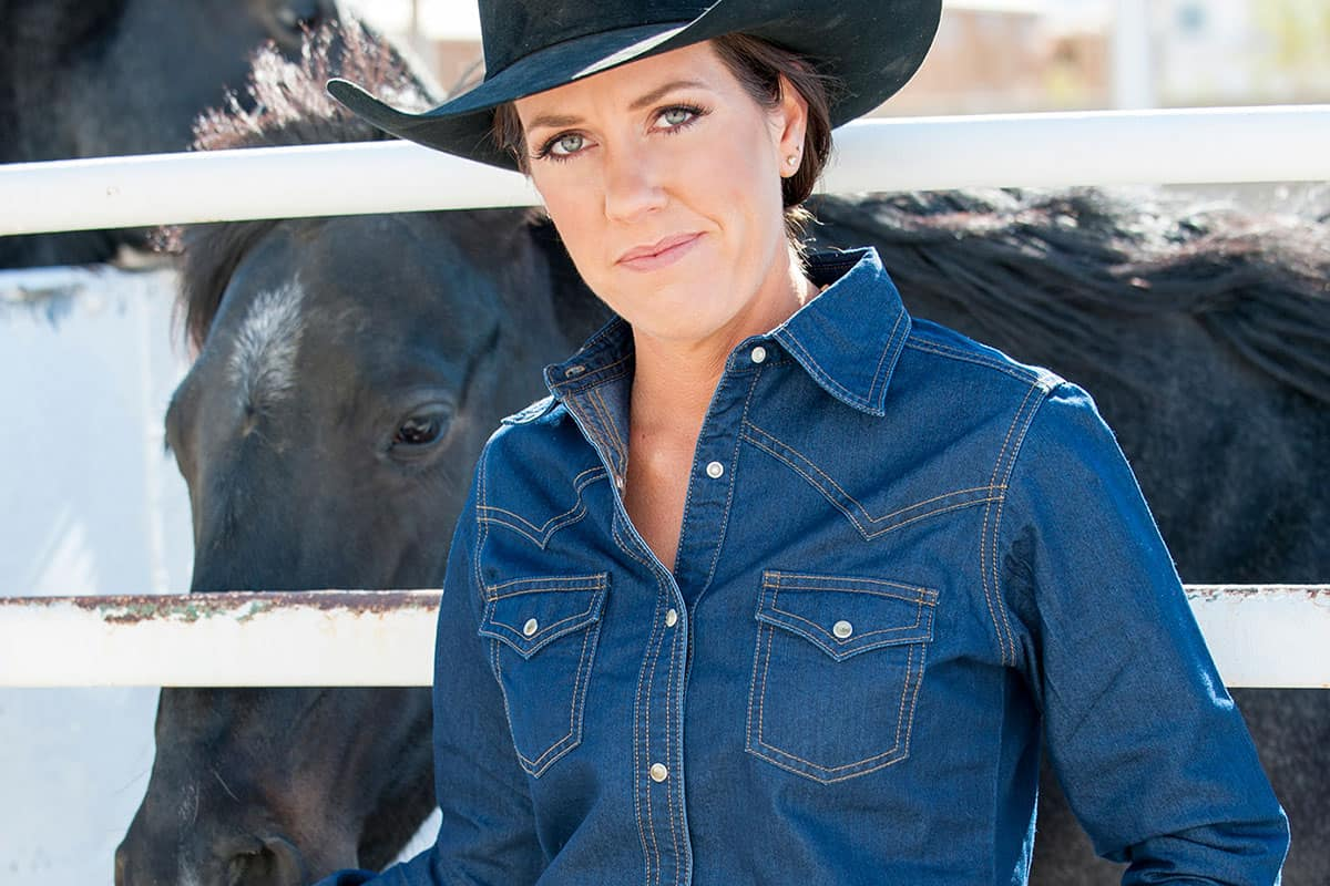 nellie miller cowgirl magazine