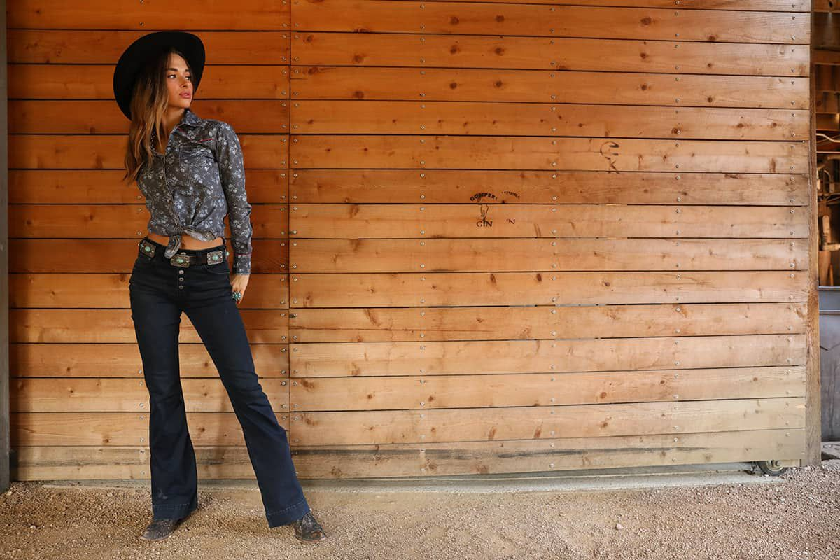 trouser extra stretch jeans cowgirl magazine