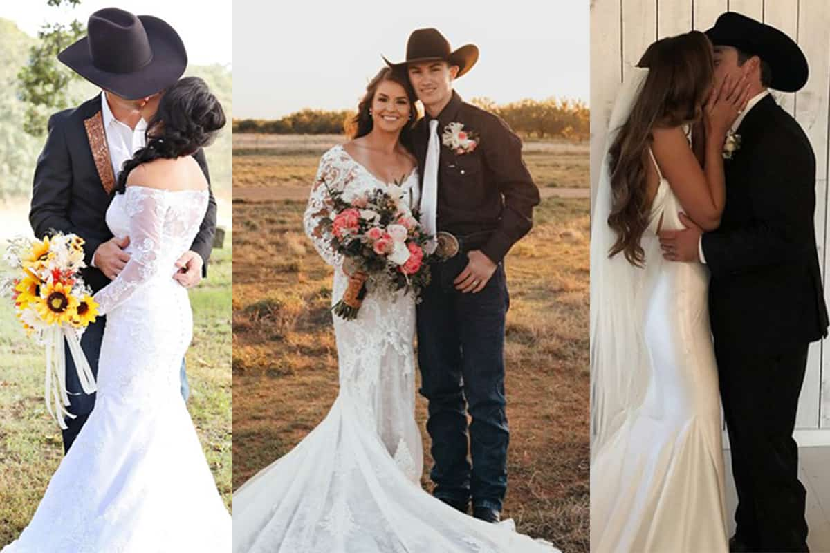 rodeo wedding cowgirl magazine