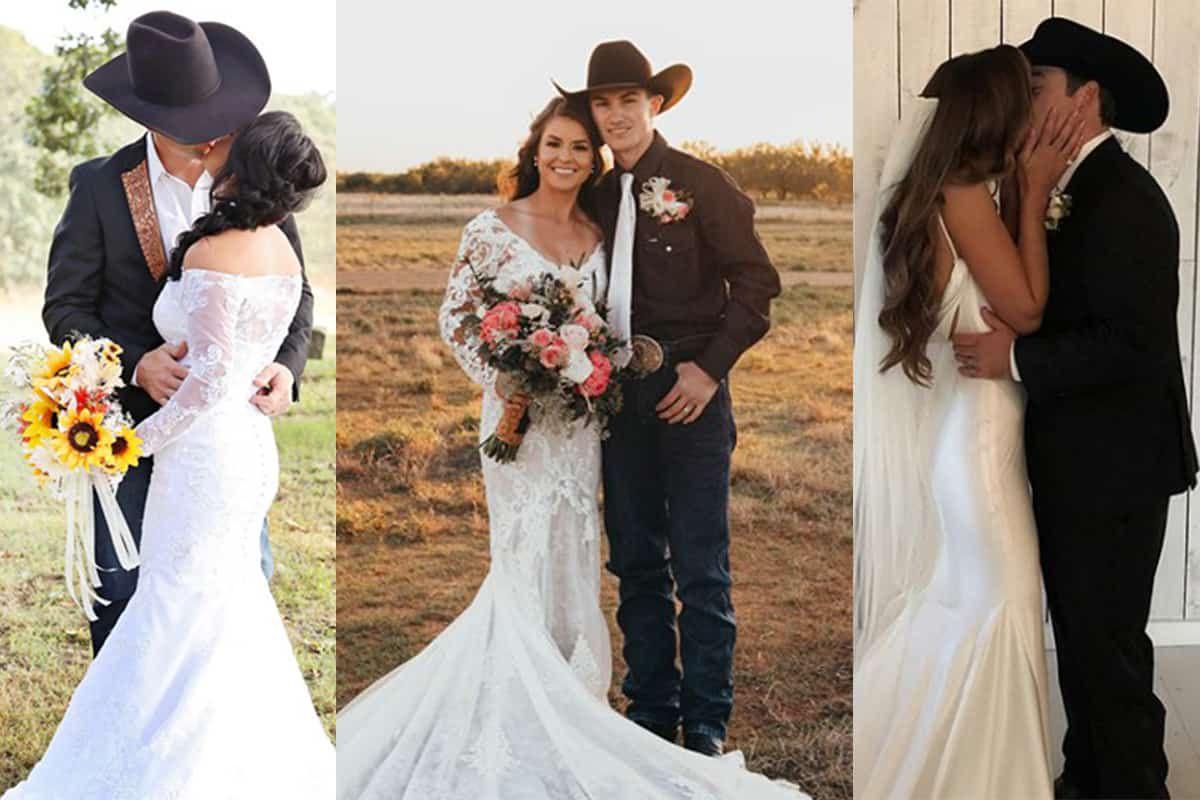 rodeo wedding cowgirl magazine