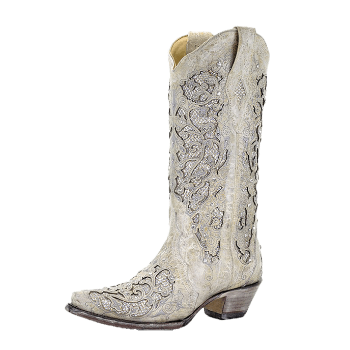 corral wedding boots cowgirl magazine