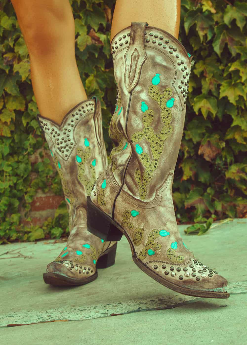 cactus cowboy boots cowgirl magazine