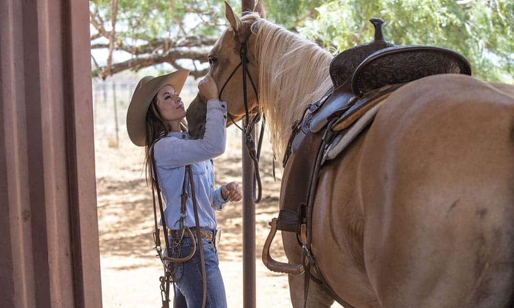hailey kinsel lockwood cavenders contest nfr cowgirl magazine